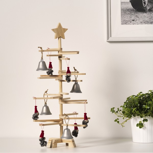 Ikea vinter 2016 la collection de no l d 39 ikea ikeaddict - Sapin de noel en bois ikea ...