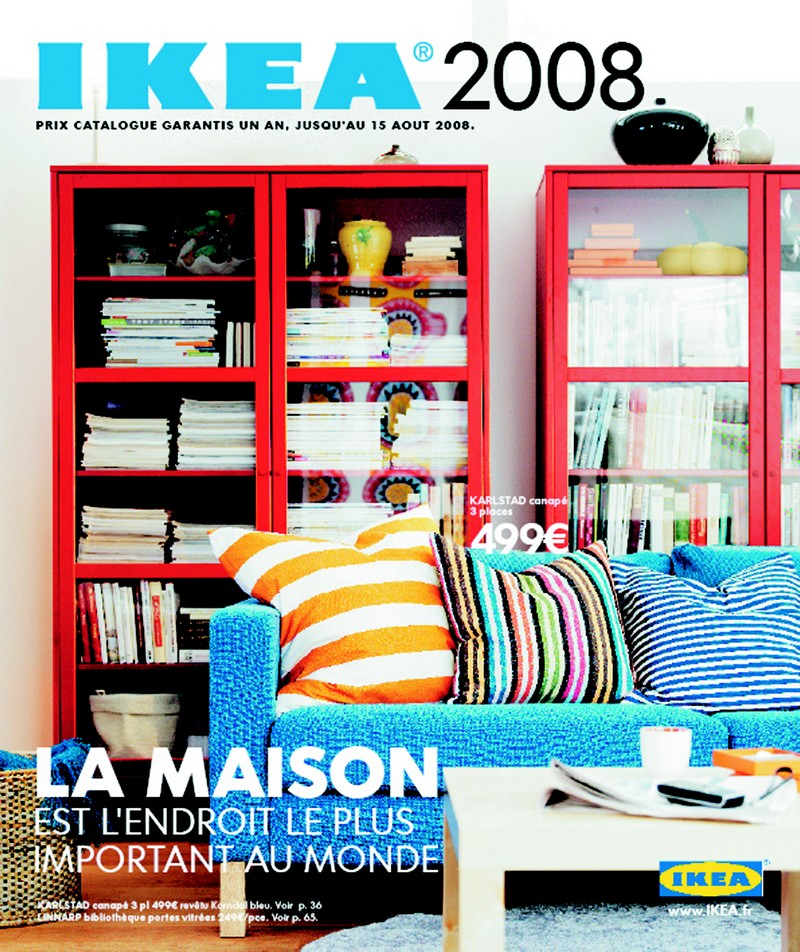 le catalogue ikea au fil des ann es ikeaddict. Black Bedroom Furniture Sets. Home Design Ideas