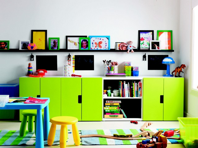 ikea rangement enfant maison design. Black Bedroom Furniture Sets. Home Design Ideas