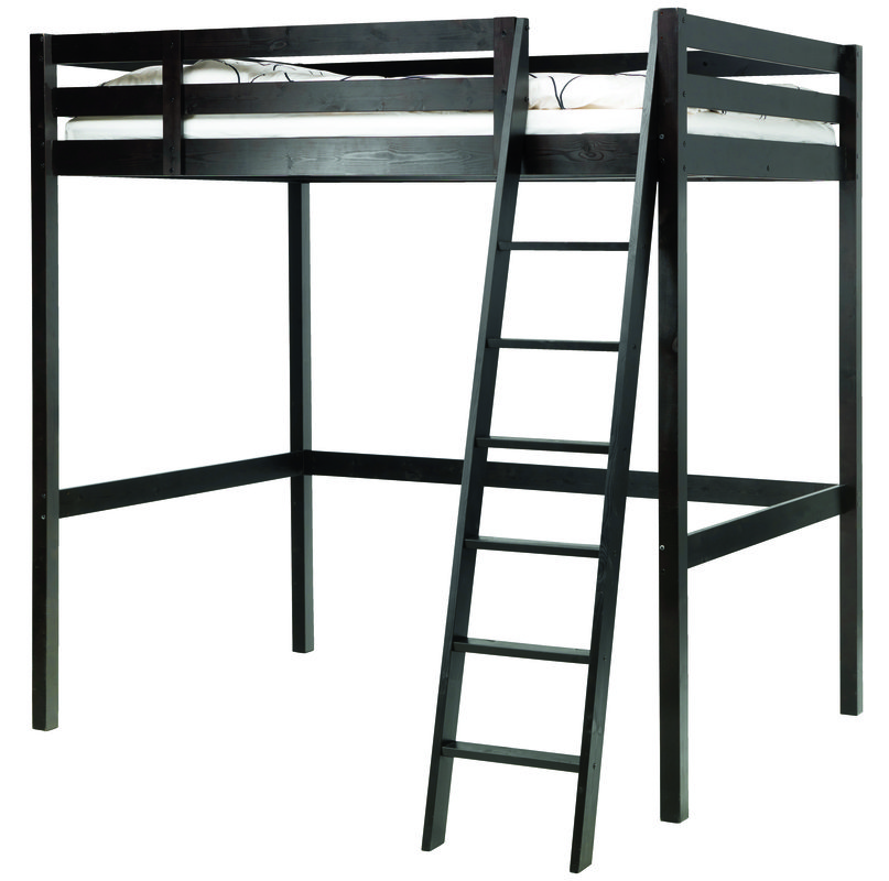 accessoires lit mezzanine ikea. Black Bedroom Furniture Sets. Home Design Ideas