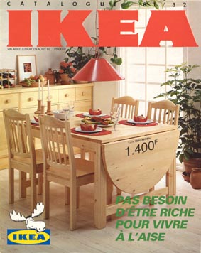 Le catalogue ikea de 1982 jusqu 39 nos jours ikeaddict - Ikea france catalogue ...